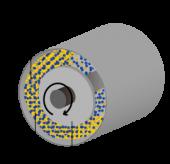 ビーズミル処理イメージ